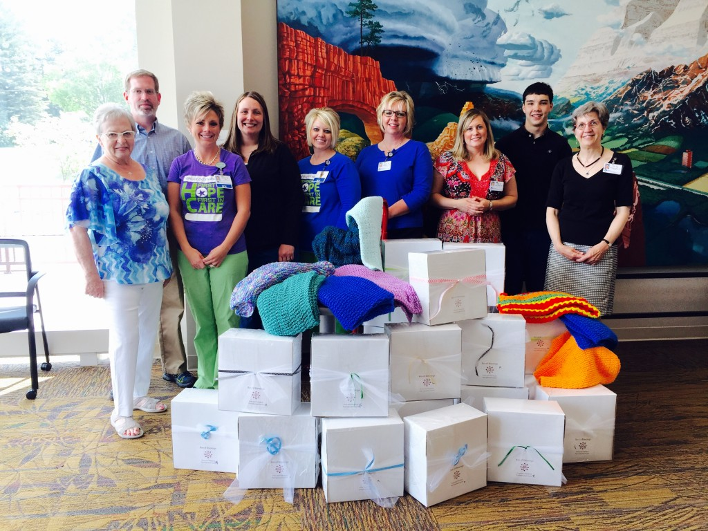 Box of Blessings Cancer Center staff